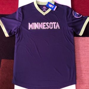 Men's Minnesota timberwolves Jersey